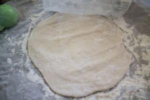 4 ingredient flour tortilla