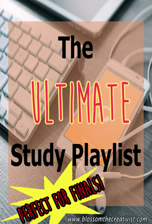 The Ultimate Study Playlist