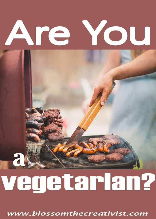 Are You a Vegetarian?