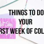 5 Productive Things to Do Your First Week of College