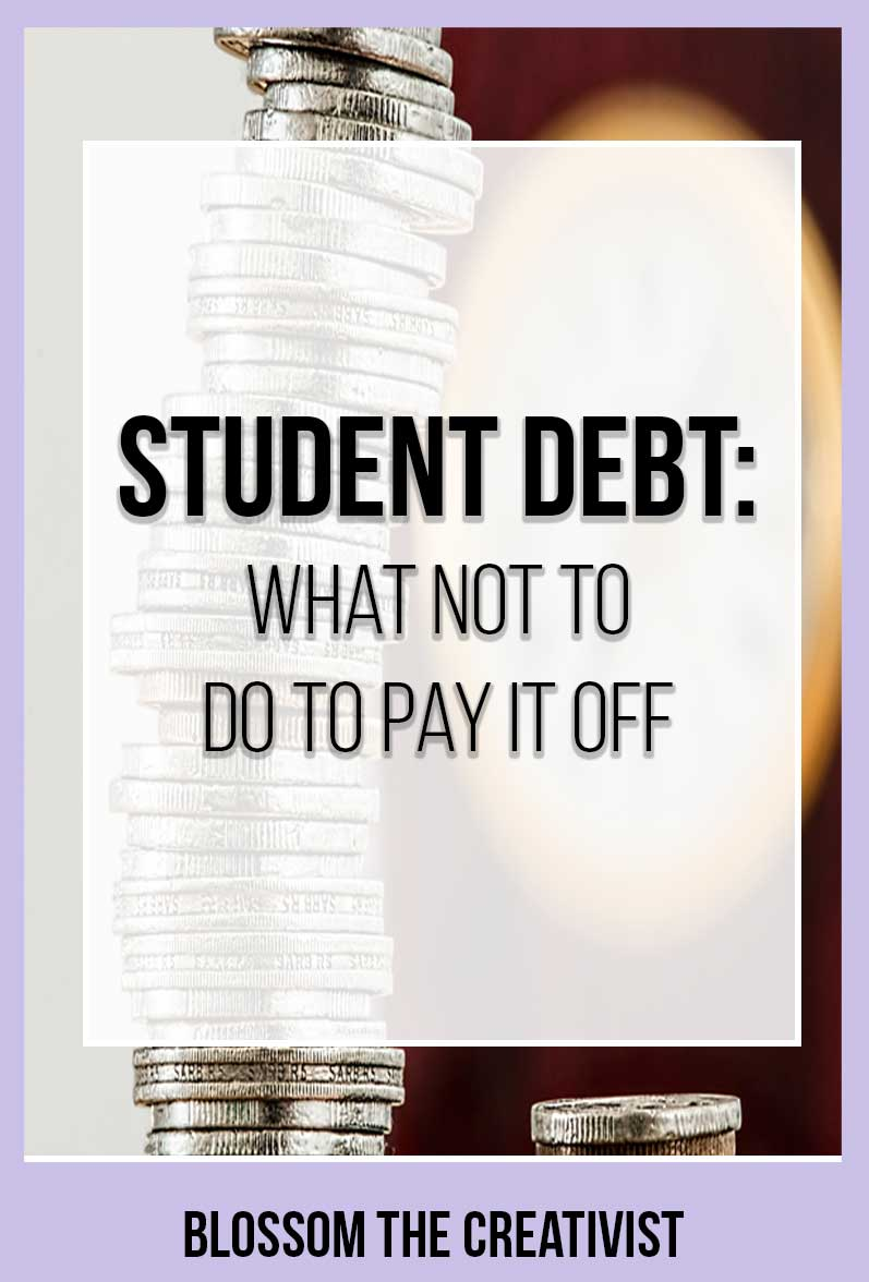 Almost every college student has some student debt. But the question is, are you going to be like every middle-aged adult that's still paying it back decades later? Here's what you shouldn't be doing in college if you want to pay off your student loans.