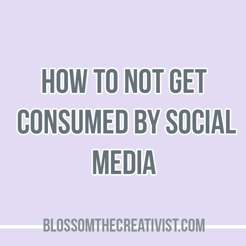 How to Not Get Consumed by Other People's Lives on Social Media