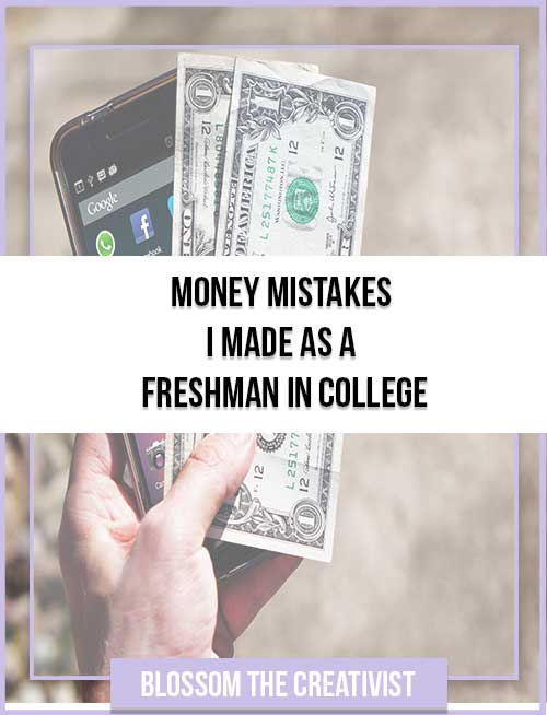 I was so caught up in business and making money that I actually LOST money in college. Are you a fellow entrepreneur? Are you still in college? DON'T do this, and your business and money will strive.