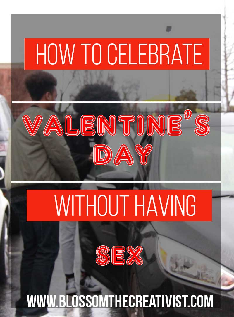 how to celebrate valentines day without having sex. Go on road trips with your boo. These tips are helpful for any student in college, especially christian college students. You don't have to have sex to have a healthy realationship. There are also great valentine's gifts for him and valentine's gifts for her as well.