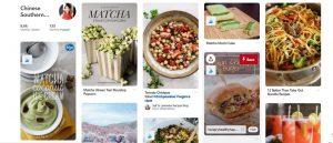 food health and wellness pinterest marketing social media marketing